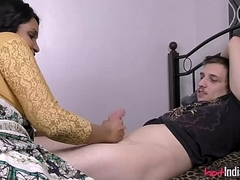 Horny Lily With Their way Lover Sucking For Hot Cum