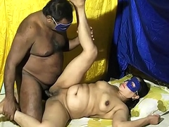 Indian Housewife Screwed By Keep a pursue Door Lover In Missionary Position