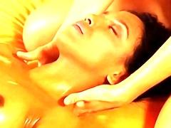Massaging Will not hear of Girlfriend Gently