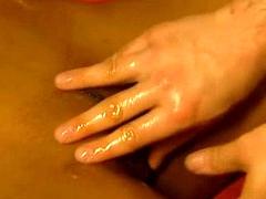 Deep Pussy Massage Sensation