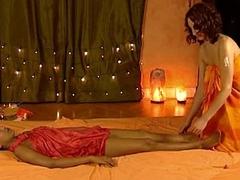 Lesbian Touch Massage Technique