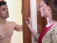 Hotelman torments young tenant