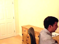 Indian Secretary abused disciplined tortured and forced to fuck boss who creampies her tight pussy in the office dirty hindi audio desi chudai leaked scandal sex tape POV Indian