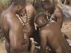 British indulge gangbanged by indian men