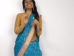 Hot Indian Aunty peeing for virgin boy on touching Hindi