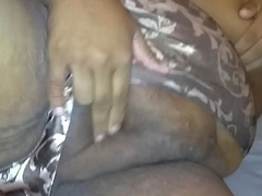 Teasing me with the pussy operate