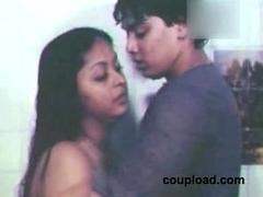 Boy Seduced by Mallu Aunty Bath Bed Sex Lip Kiss