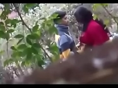 indian couple sex on every side outdoor mushaffur garden