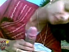 indian wife sucking giving her man a oral-stimulation in indian sexual intercourse video mms