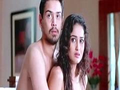 Tridha choudhury topless brawny a fondling scene from khawto