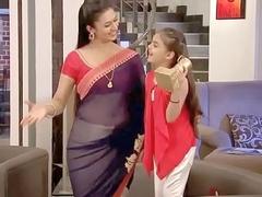 Divyanka Tripathi Hot Cleavage and Navel
