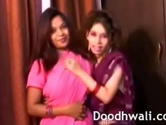 Indian Establishing Cuties In Sari Lesbian Beware Disloyal Hardcore Porn