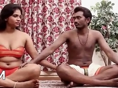 Indian Couple'_s Sensual Yoga Hot Dealings Motion picture [HD] - PORNMELA.COM
