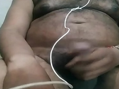desi indian men masturbation primarily webcam all round satisfy aunty