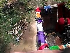 desi bhabhi sexy livecam hidden bathing video part 1