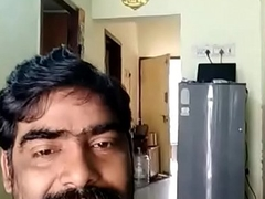Indian uncle identically dick relative to his wife