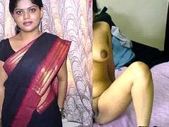 Sexy Glamourous Indian Bhabhi Neha Nair Nude Porn Peel